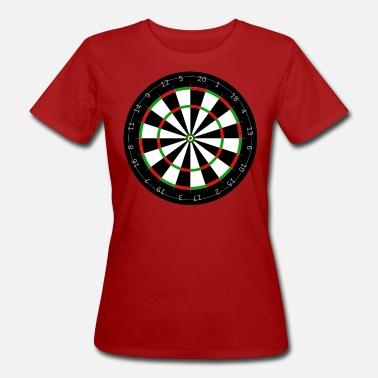 Ordina Tema Magliette Online FreccetteSpreadshirt Con Bersaglio lFKTJc1