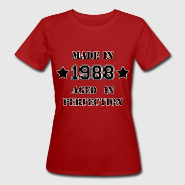 Made in 1988 - Women's Organic T-shirt