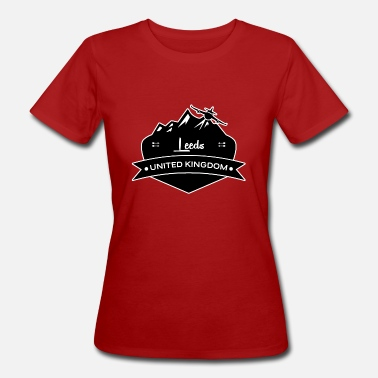 United Kingdom - Women's Organic T-Shirt