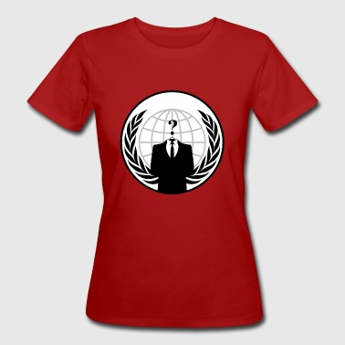 Anonymous - Women's Organic T-Shirt