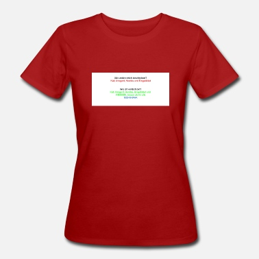 Conceited conceited - Women's Organic T-Shirt