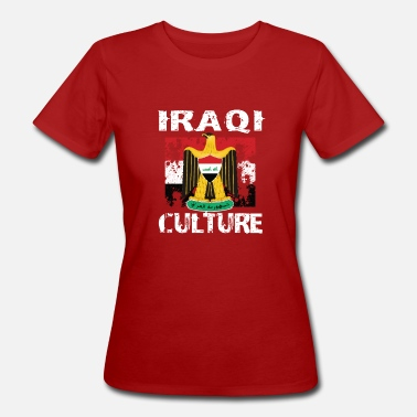 Iraqi Iraqi Culture - Women's Organic T-Shirt