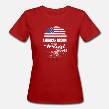 Iraqis American grown - Iraqi roots - Women's Organic T-Shirt