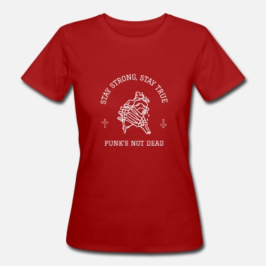 Rock The Vote Rock-T-Shirt - Frauen Bio T-Shirt
