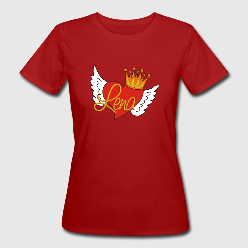 Princess LENA - Frauen Bio-T-Shirt