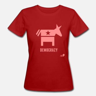 Social Democracy Democracy - Women's Organic T-Shirt