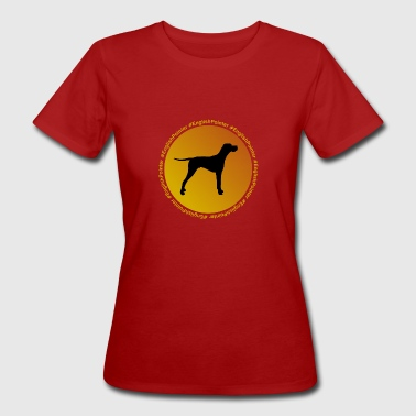 English Pointer - T-shirt bio Femme