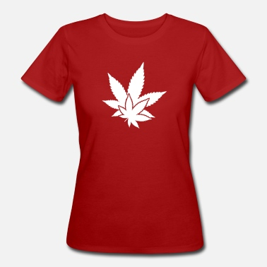 High Marijuana Marijuana - Women's Organic T-Shirt