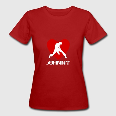 Johnny - Women's Organic T-Shirt