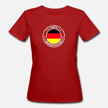 Danube MUHLHEIM ON THE DANUBE - Women's Organic T-Shirt