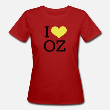 Oz oz - Frauen Bio T-Shirt