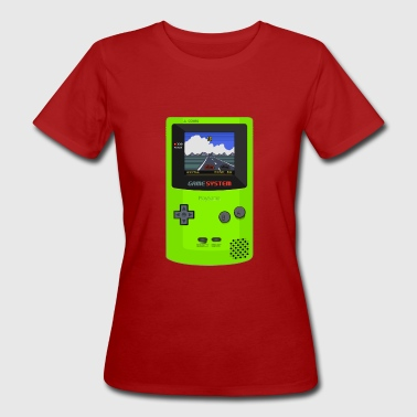 game boy - Women's Organic T-Shirt
