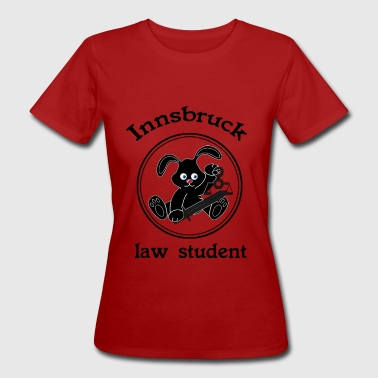 Innsbruck Law - Frauen Bio-T-Shirt
