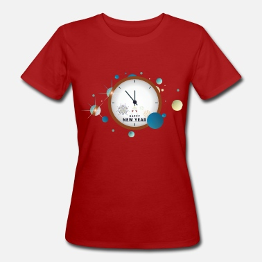New Year New Year - New Year - Women's Organic T-Shirt