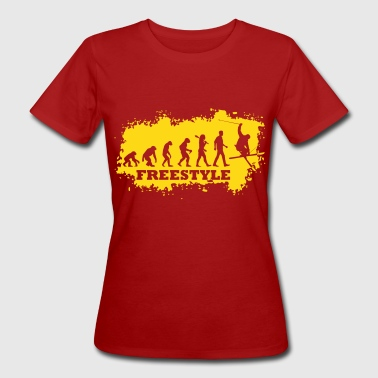 Freestyle |SPECIAL DESIGN - Frauen Bio-T-Shirt