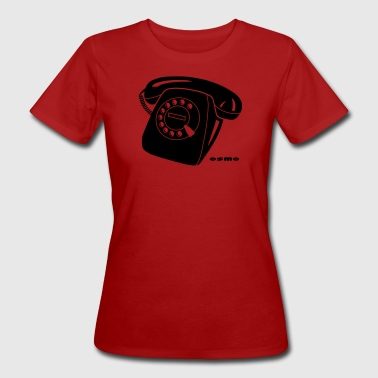 telephone - Women's Organic T-shirt