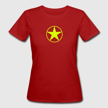 Christmas Star Avatar - Women's Organic T-shirt