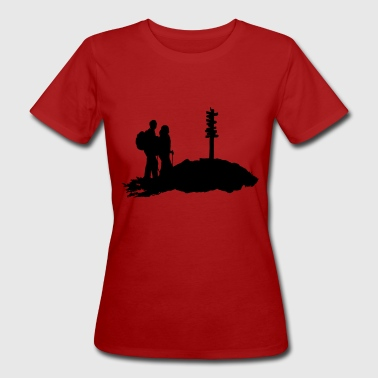 Hiking, Hikers - Women's Organic T-shirt
