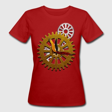 Inquisition Clockwork - Frauen Bio-T-Shirt