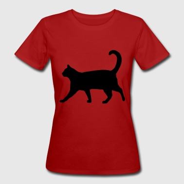 Cat. - Women's Organic T-shirt
