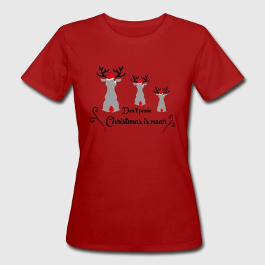 Christmas - Women's Organic T-shirt