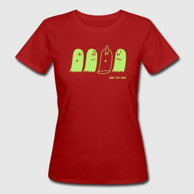 Latex Ghost - Women's Organic T-shirt