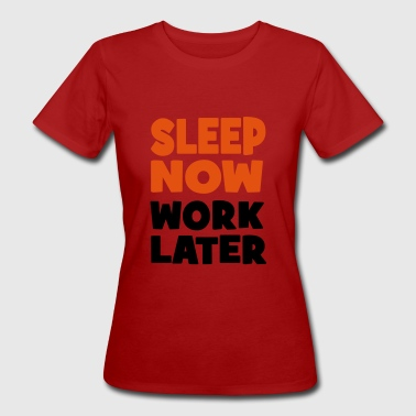 2541614 112954046 sleep - Women's Organic T-shirt