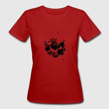 bouquet of summer flowers - Women's Organic T-shirt