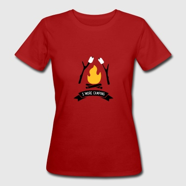 6061912 127477442 Marshmallow - Women's Organic T-shirt