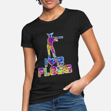 Floss Like A Boss Dance - T-shirt bio Femme