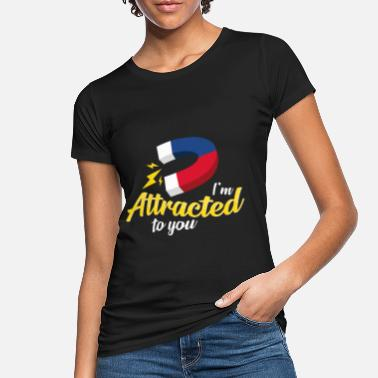 Attractions Attractive - Women's Organic T-Shirt