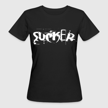 Sucker Sucker - T-shirt ecologica da donna