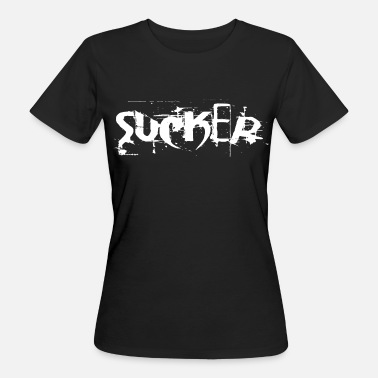 Sucks Sucker - T-shirt bio Femme