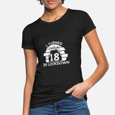 Geburtstag und Vollj/ährigkeit Jahrgang 2003 Geschenk T-Shirt zum 18