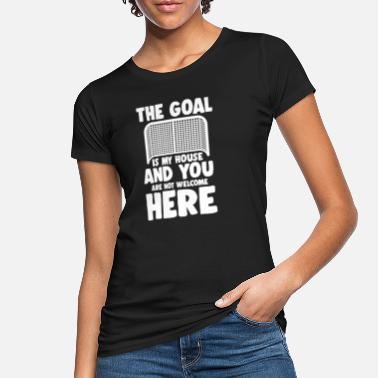 Hockey Goalie Hockey goalie - Women's Organic T-Shirt