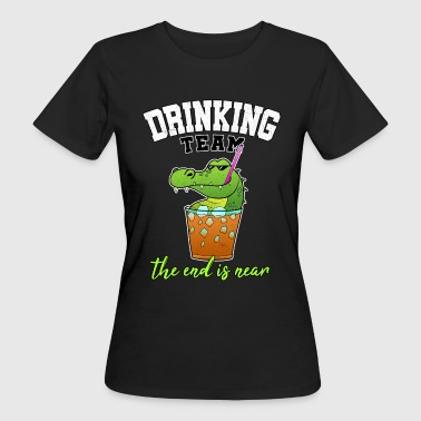 Cocktail Team Drinking Team JGA Cocktail Party Alcohol Gift - Women's Organic T-Shirt