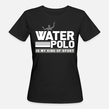 Polo Water polo Water polo water sports gift - Women's Organic T-Shirt