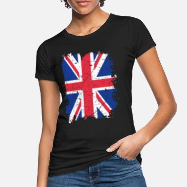 Uk UK UK flag - Women's Organic T-Shirt