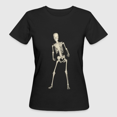 Skeleton skeleton - Women's Organic T-Shirt