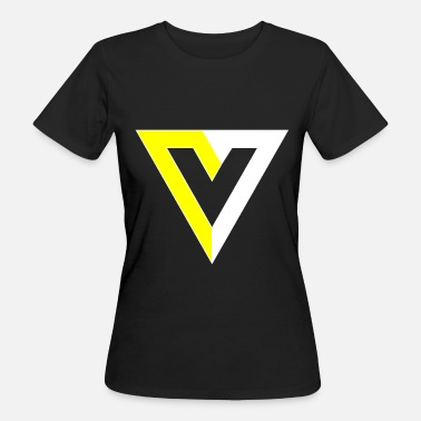 Voluntary V Is For Voluntary - Women's Organic T-Shirt