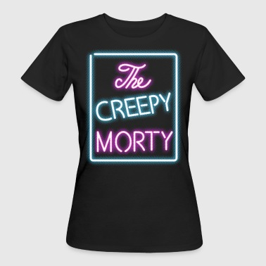 The Smiths Rick And Morty The Creepy Morty Clublogo - Frauen Bio-T-Shirt