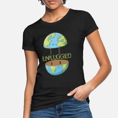 Earth Hour Earth Hour - Gift Idea - Save our Earth - Women's Organic T-Shirt