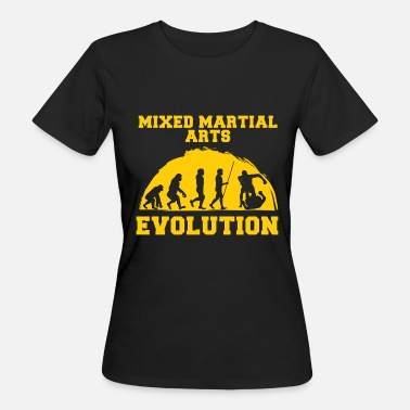 Grappling MMA Evolution Grappling - Frauen Bio-T-Shirt