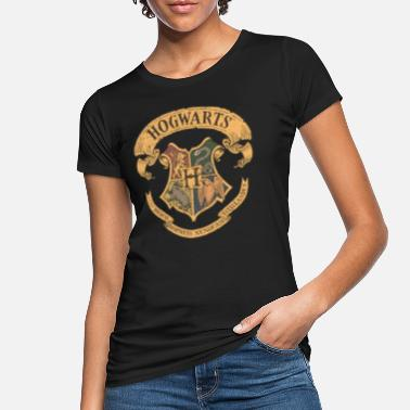 Harry Harry Potter Hogwarts Wappen - Frauen Bio T-Shirt