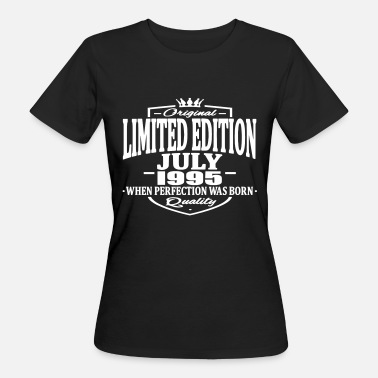 1995 Limited edition july 1995 - Women's Organic T-Shirt