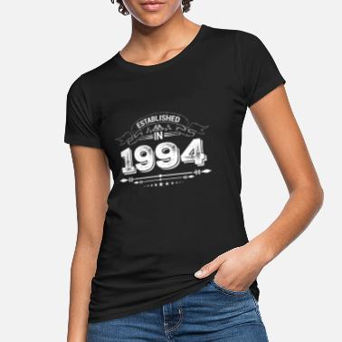 Established Established in 1994 - Women's Organic T-Shirt