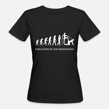 Domina Evolution de Domina - T-shirt bio Femme