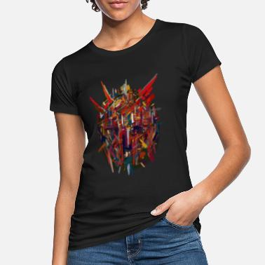 Throne Dornenhelm - Frauen Bio T-Shirt