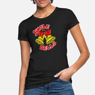 Jingle Bells Jingle Bells - Ekologisk T-shirt dam
