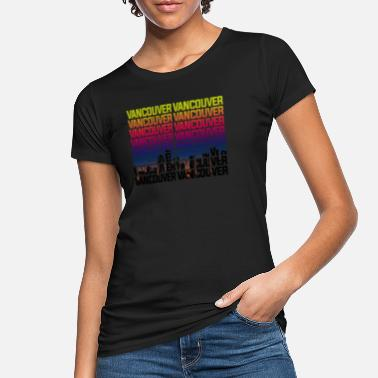 Vancouver Vancouver - Vrouwen bio T-shirt